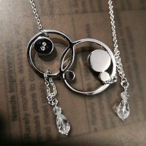 Swarovski Jewelry - Swarovski circles and beads necklace #869822